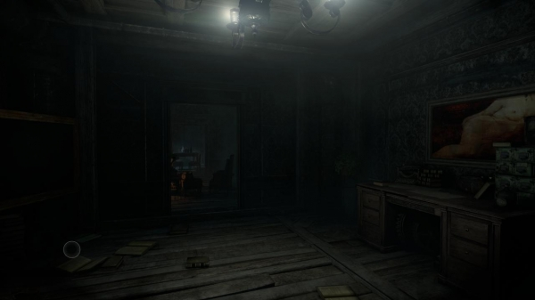 Clockwise's house is a wonderfully weird construction, moving walls, a constantly ticking clock; secrets within secrets. It relies throughout on references to automata and a symbolic language that both feel like elements that were once more important in some previous incarnation of Thief.
